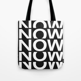 NOW Tote Bag