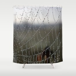 Beads of Beauty Shower Curtain