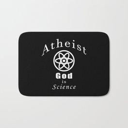 atheism Bath Mat