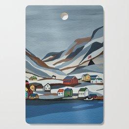 Flam fjord Cutting Board