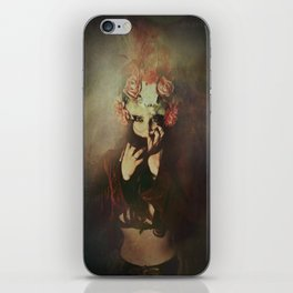 The queen of roses iPhone Skin