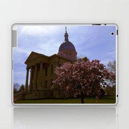 Macoupin County Courthouse Laptop & iPad Skin