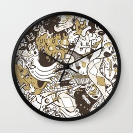 con$umer Wall Clock
