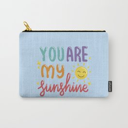 The Sunshine Love Carry-All Pouch