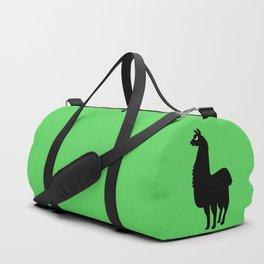 Angry Animals: llama Duffle Bag