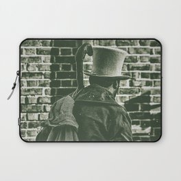 Victorian Christmas. Laptop Sleeve