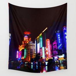 Shanghai 一 Wall Tapestry