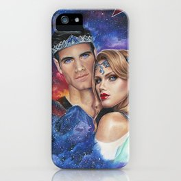 A Court of Mist and Fury iPhone Case