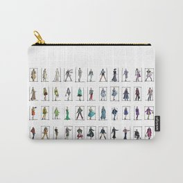 Fashion Rainbow Carry-All Pouch