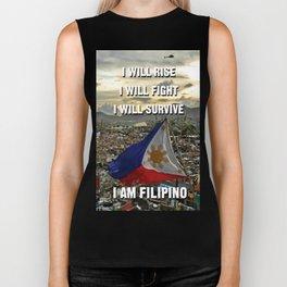Survive Filipino Biker Tank