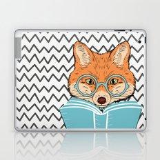 Reading Fox Laptop & iPad Skin