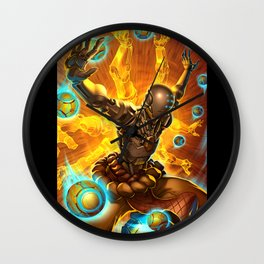 zenyatta Wall Clock