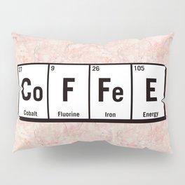 c.o.f.f.e.e Pillow Sham