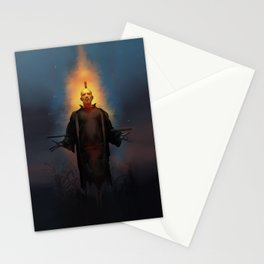 The Scarecrow Tarot Stationery Cards