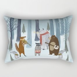 nature symphony Rectangular Pillow