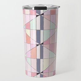 Sorbet Pinks Travel Mug