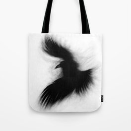 Spirit Descends Tote Bag