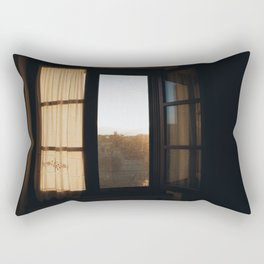 Morning Light in Cortona Rectangular Pillow
