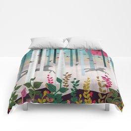 Flying Horses Comforters