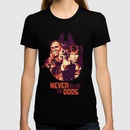Han Solo & Chewbacca T-shirt