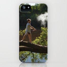 Home Run iPhone Case