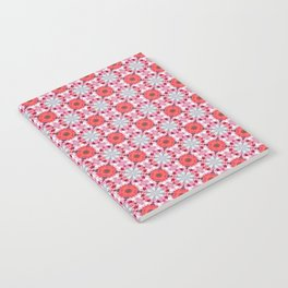 Poppy Pattern Notebook
