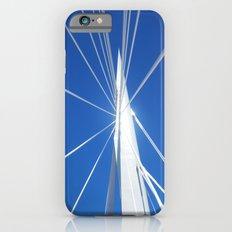 White Suspension iPhone 6s Slim Case