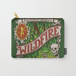 The Green Demon Carry-All Pouch