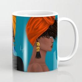afrocentric Coffee Mug