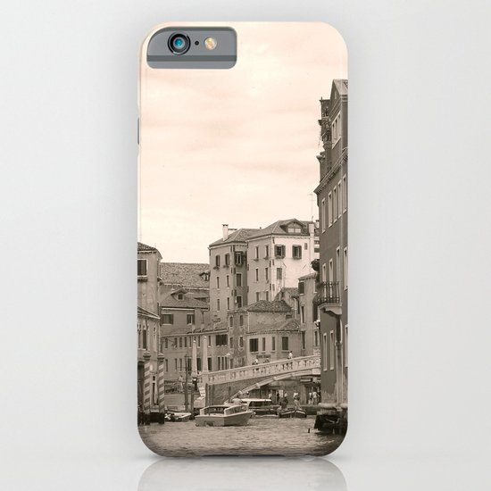 Venice, Italy iPhone & iPod Case