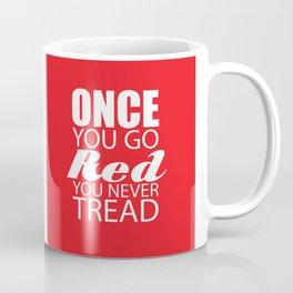 Going Red Coffee Mug