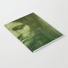 Absinthe, Vintage Advertisement Collage Notebook
