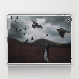 SHIELD THE LAND Laptop & iPad Skin