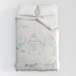 3 Little Birds Comforters
