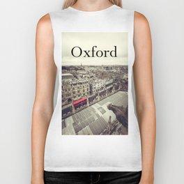 Oxford gargoyle Biker Tank