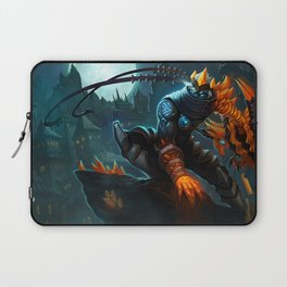 Blight Crystal Varus League of Legends Laptop Sleeve