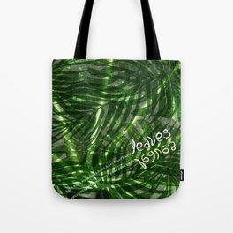 Leaves V10 Tote Bag
