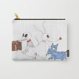 3 Dead Dogs Carry-All Pouch