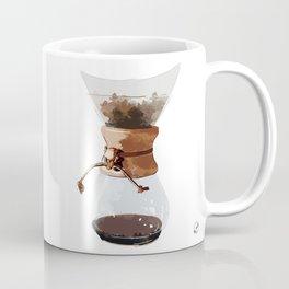 Pour Over Coffee Mug