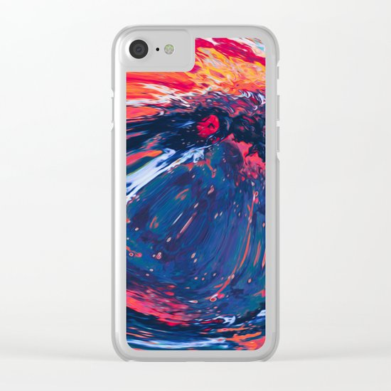 Shiloh Clear iPhone Case