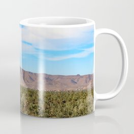 Palm Tree Forest Coffee Mug