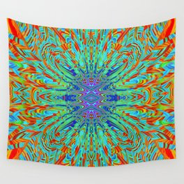 Perception is Reality Wall Tapestry