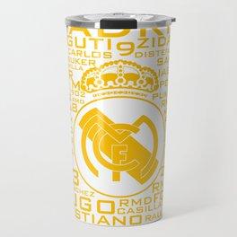 MixWords: R.Madrid Travel Mug