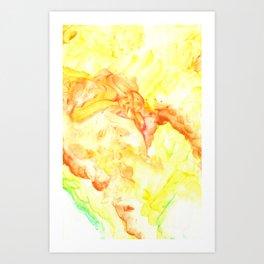 Summer Heat1 Art Print