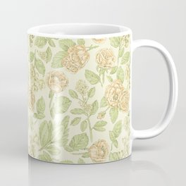 Vintage Blossoms 3 Coffee Mug
