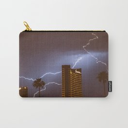 Lightning in Las Vegas Carry-All Pouch