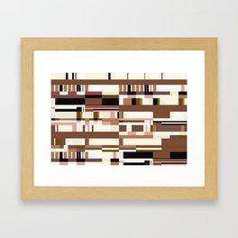 Debussy Little Shepherd (Coffee Colours) Framed Art Print
