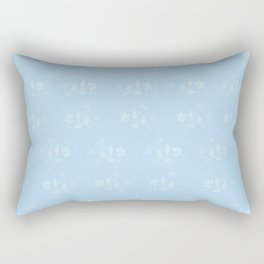 Floral Pattern #2 #decor #art #society6 Rectangular Pillow