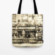 The Golden Lion Pub York Vintage Tote Bag