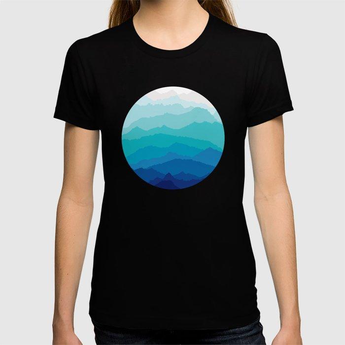 Blue Mist Mountains T-shirt